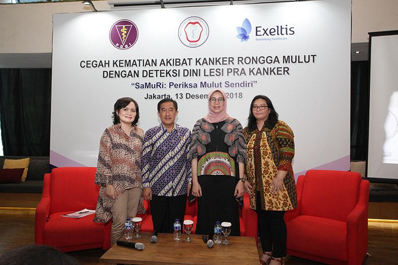 Joice Simanjutak, Drg. Rahmi Amtha